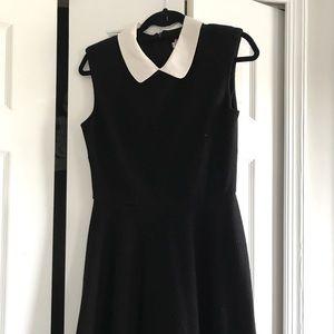 Betsey Johnson Peter Pan Collar Dress